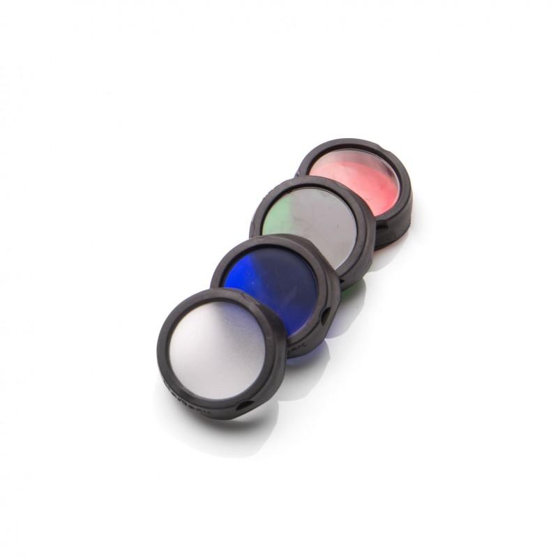 Mactronic filtrų rinkinys žibintuvėliui Black Eye 420