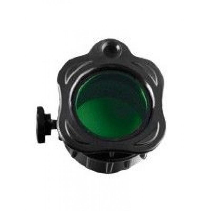 Mactronic filtras Defender serijos žibintuvėliams (žalias)