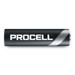 Duracell Procell LR03 AAA elementas, 10 vnt.