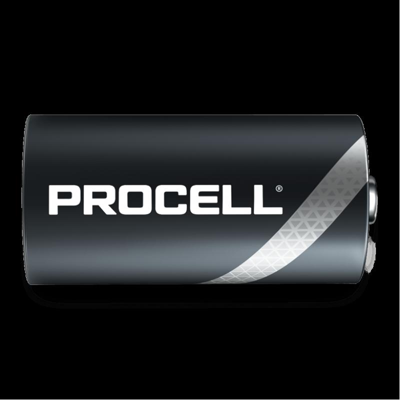Duracell Procell LR14 C elementas, 10 vnt.