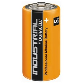 Duracell Industrial C elementas, 10 vnt.