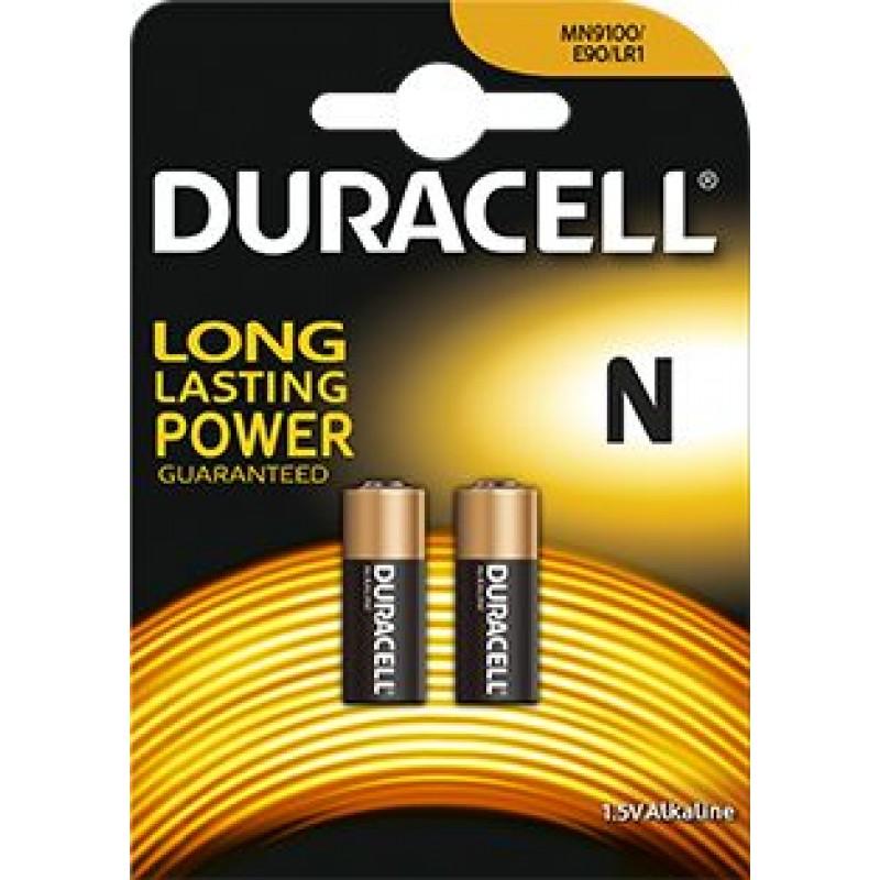 Duracell LR1 1,5V elementas, 2 vnt.