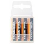 Duracell Industrial AAA elementas, 4 vnt.