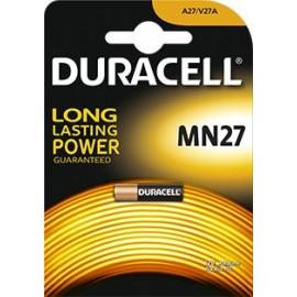 Duracell MN27 12V baterija, 1 vnt.