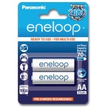 Panasonic Eneloop 1900mAh AA akumuliatorius, 2 vnt.