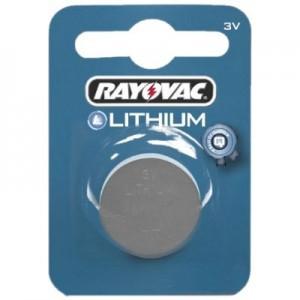 Rayovac Lithium CR1632 elementas, 1 vnt.