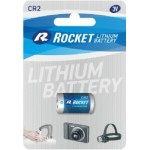 Rocket Lithium CR2 elementas, 1 vnt.