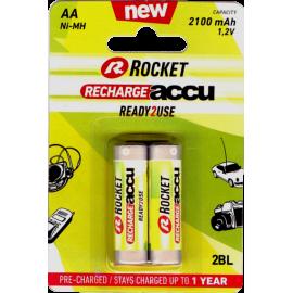 Rocket RTU 2100mAh AA akumuliatorius, 2 vnt.