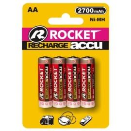 Rocket Accu 2700mAh AA akumuliatorius, 4 vnt.