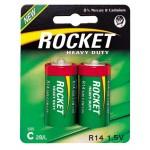 Rocket Heavy Duty C elementas, 2 vnt.