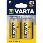 Varta Superlife D elementas, 2 vnt.