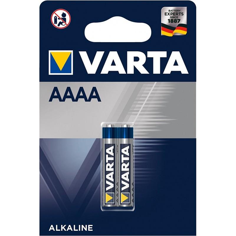 Varta Electronics AAAA LR8D425 elementas, 2 vnt.
