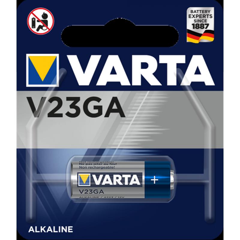 Varta Electronics A23 12V baterija, 1 vnt.