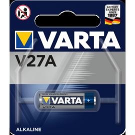 Varta Electronics A27 12V baterija, 1 vnt.