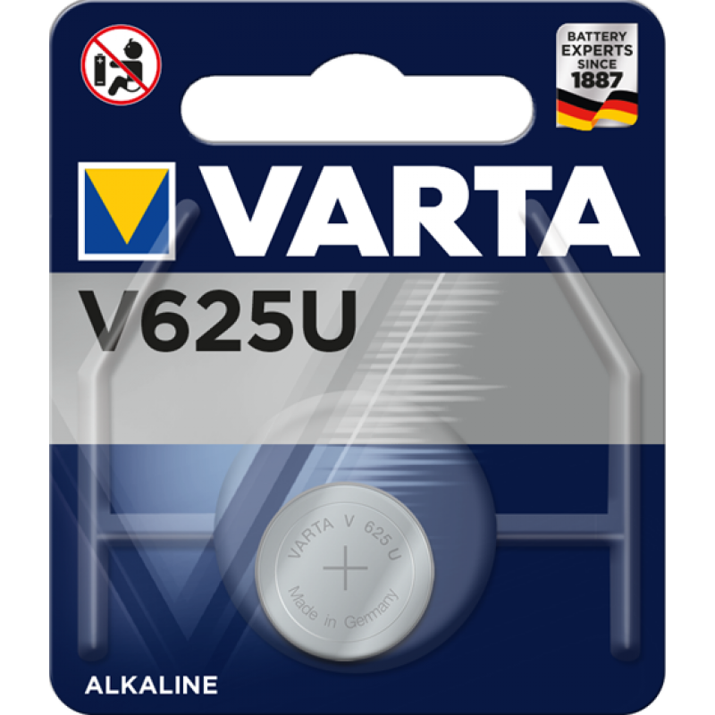 Varta Electronics V625U LR9 elementas, 1 vnt.