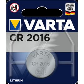 Varta Electronics CR2016 elementas, 1 vnt.
