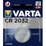 Varta Electronics CR2032 elementas, 1 vnt.