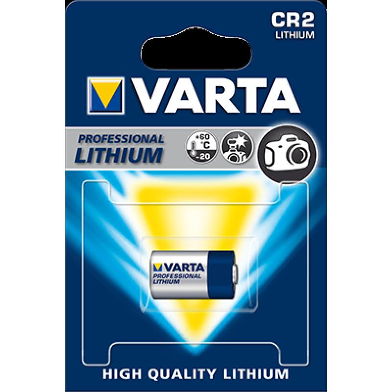 Varta Lithium CR2 elementas, 1 vnt.