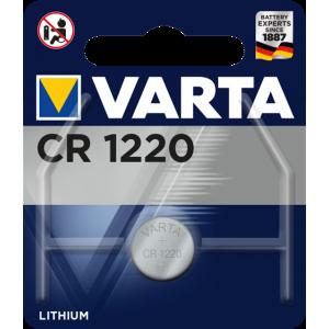 Varta Electronics CR1220 elementas, 1 vnt.