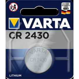 Varta Electronics CR2430 elementas, 1 vnt.