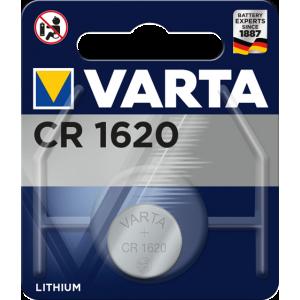 Varta Electronics CR1620 elementas, 1 vnt.