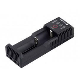 everActive universalus Ličio ir Ni-MH akumuliatorių kroviklis su Powerbank funkcija UC100