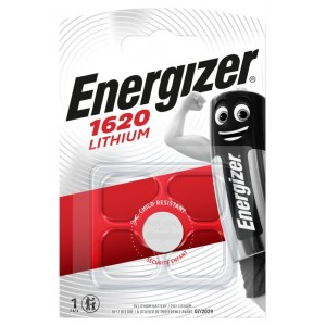 Energizer Lithium CR1620 elementas, 1 vnt.