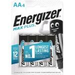 Energizer Max Plus LR6 AA elementai, 4 vnt.