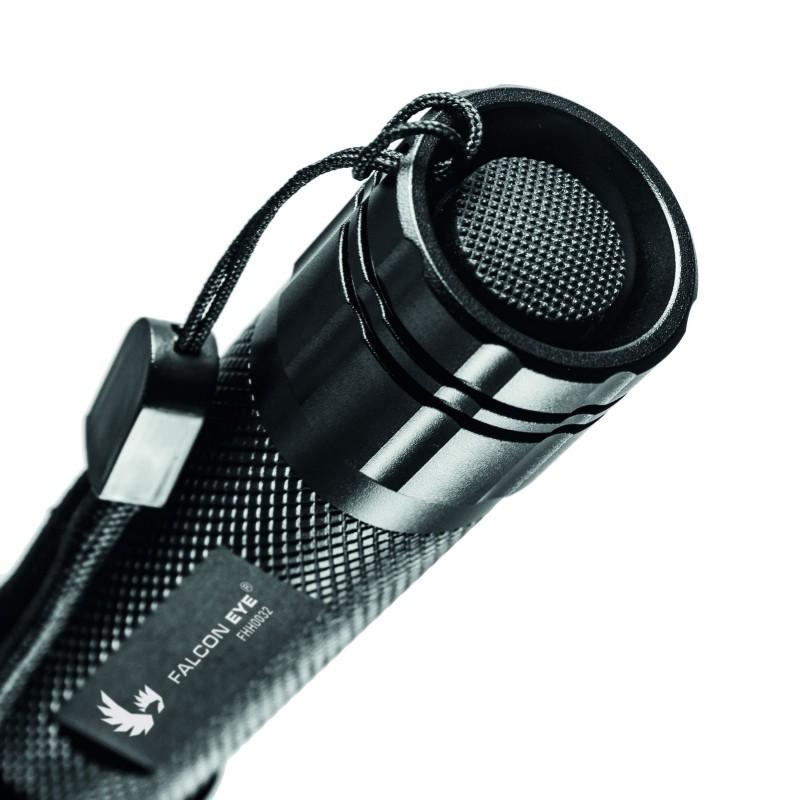 Falcon Eye USB įkraunamas 260lm žibintuvėlis ALPHA RC
