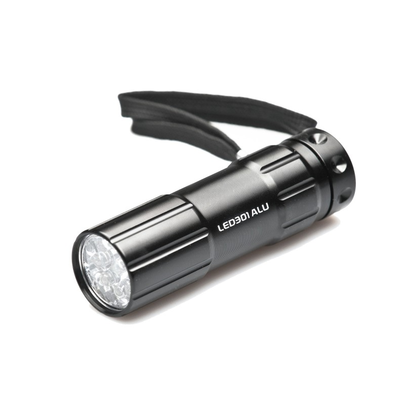 Falcon Eye 9 LED žibintuvėlis LED301ALU