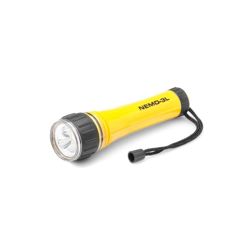 Falcon Eye NEMO-3L povandeninis LED žibintuvėlis