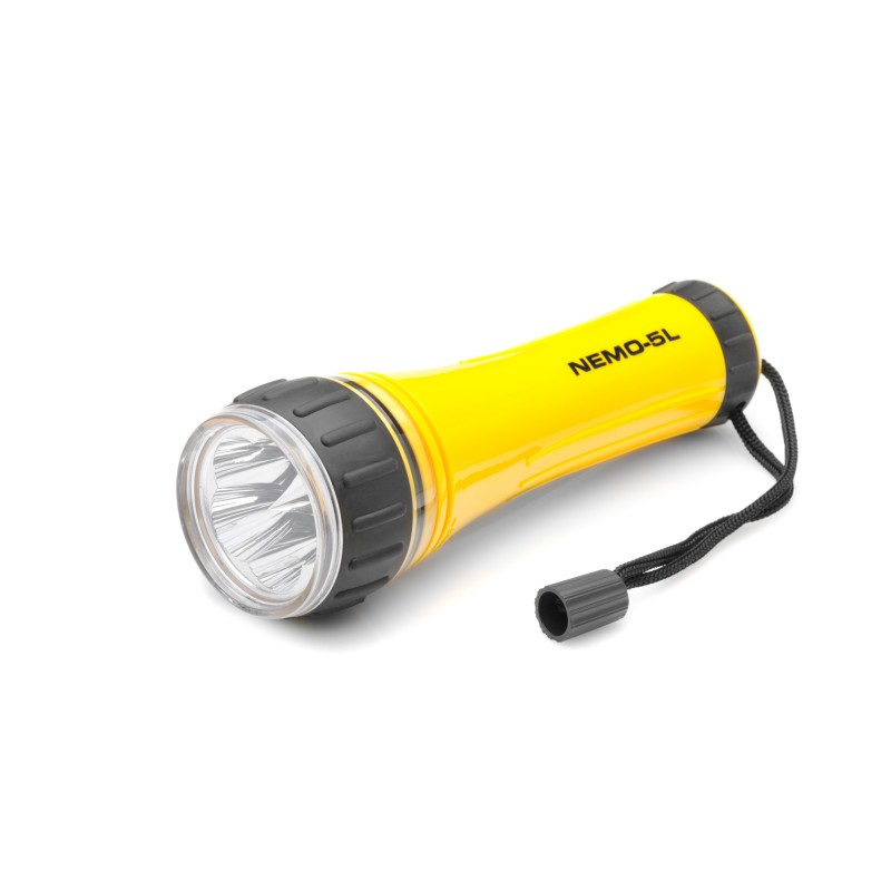 Falcon Eye NEMO-5L povandeninis LED žibintuvėlis