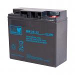 MWPower MW 12V 20Ah M5(T13) AGM akumuliatorius, 6-9 metai
