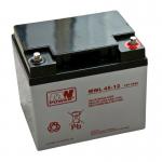 MWPower MWL 12V 45Ah M6 (T16) AGM akumuliatorius, 10-12 metų