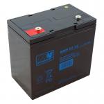MWPower MWP 12V 55Ah M6(F8) AGM akumuliatorius, 12 metų