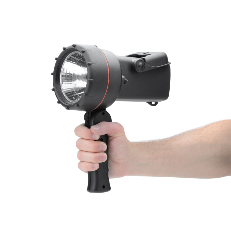 Mactronic įkraunamas 200lm LED prožektorius su rankena