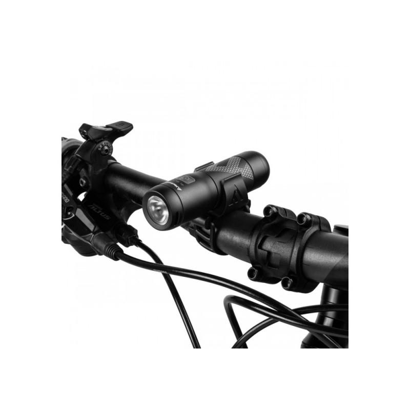Mactronic 600lm įkraunamas priekinis dviračio žibintas Scream 3.2