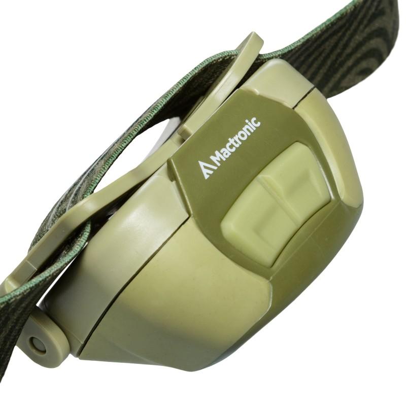 Mactronic 180+30lm galvos žibintuvėlis NIPPO 1.8