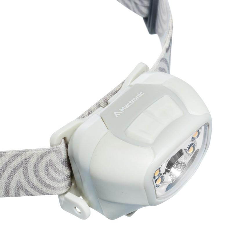 Mactronic įkraunamas 190+55lm galvos žibintuvėlis NIPPO 1.9