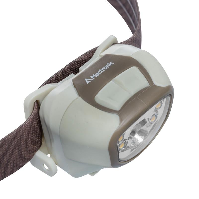 Mactronic įkraunamas 330+60lm galvos žibintuvėlis NIPPO 3.3