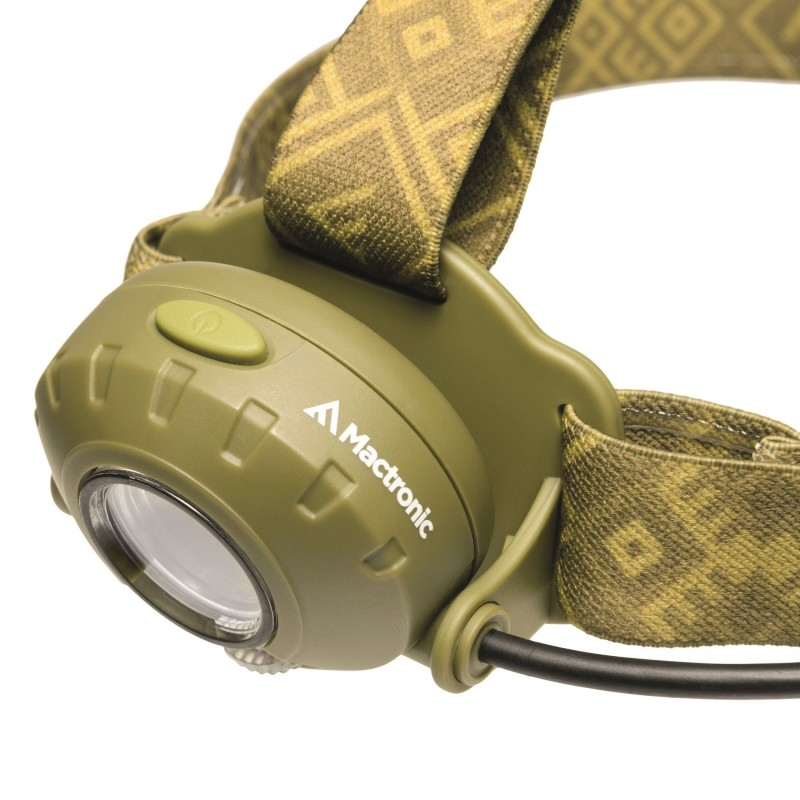 Mactronic 300lm galvos žibintuvėlis su fokusavimo funkcija CAMO
