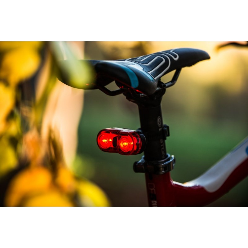Mactronic 18lm galinis dviračio žibintas Walle