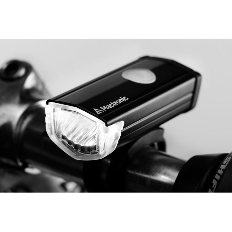 Mactronic įkraunamas 300lm priekinis dviračio žibintas Citizen