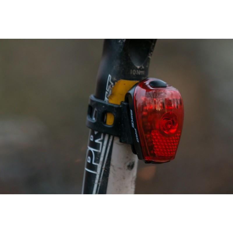 Mactronic įkraunamas 8lm galinis dviračio žibintas