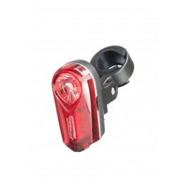 Mactronic galinis dviračio žibintas Bright Eye II