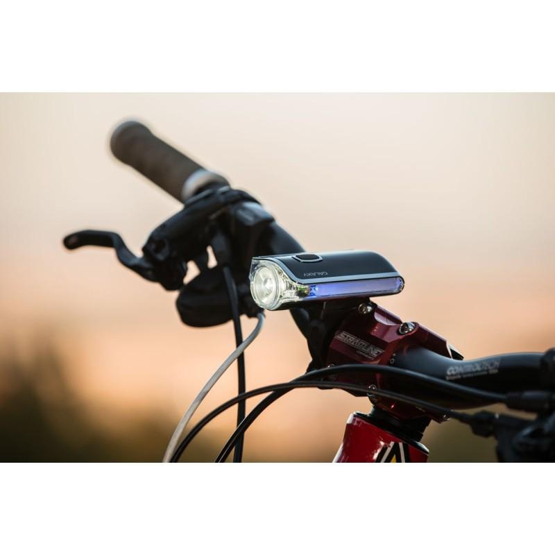 Mactronic 44+16lm dviračio žibintų rinkinys Galaxy