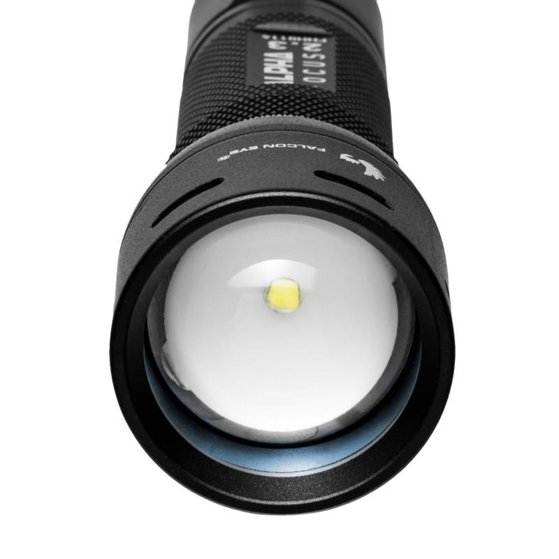 Falcon Eye 300lm fokusuojamas žibintuvėlis ALPHA 2.3 (dėžutėje)