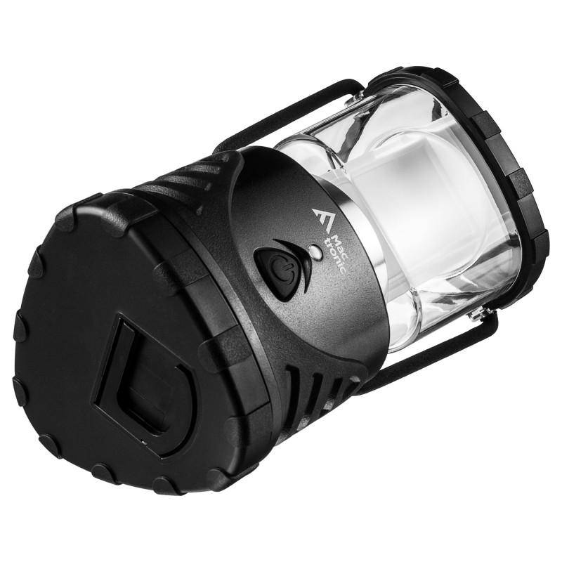 Mactronic 300lm stovyklavimo žibintas su žibintuvėlio funkcija Sherpa