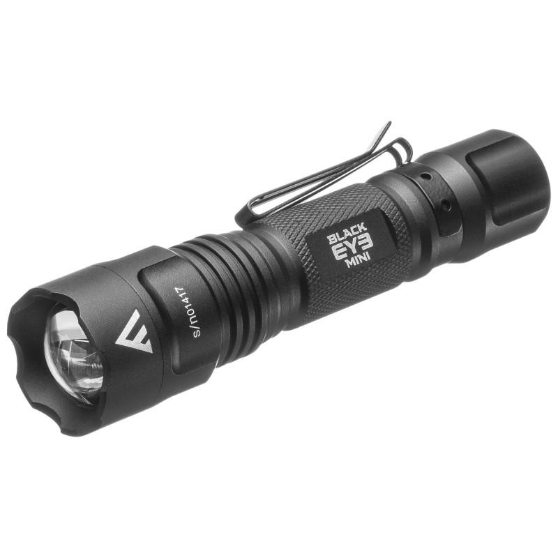 Mactronic 135lm žibintuvėlis su fokusavimo funkcija Black Eye Mini