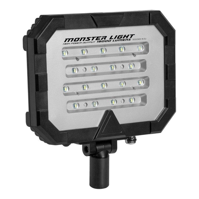 Mactronic įkraunama 18000lm 40Ah apšvietimo sistema Monster Light Single